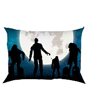 The halloween moon 2 Rectangular Pillowcase thumbnail