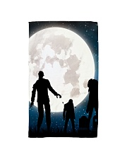 The halloween moon 2 Hand Towel thumbnail