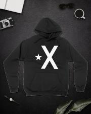 Bandera Negra Catalunya Hooded Sweatshirt lifestyle-unisex-hoodie-front-9