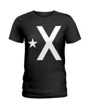 Bandera Negra Catalunya Ladies T-Shirt thumbnail