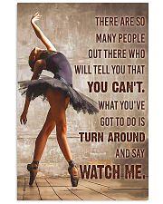 hc-ballet6-hc09 Vertical Poster tile