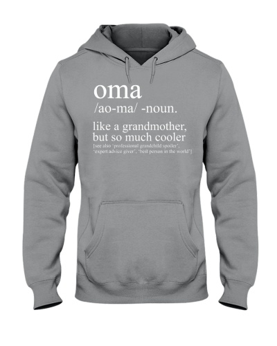 Oma For Women Grandma Birthday Mother's Day