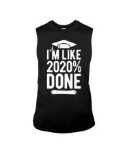 Im Like 2020 Done Graduation Class Of 2020 Sleeveless Tee thumbnail