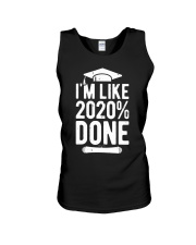 Im Like 2020 Done Graduation Class Of 2020 Unisex Tank thumbnail
