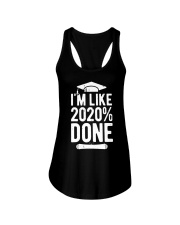 Im Like 2020 Done Graduation Class Of 2020 Ladies Flowy Tank thumbnail