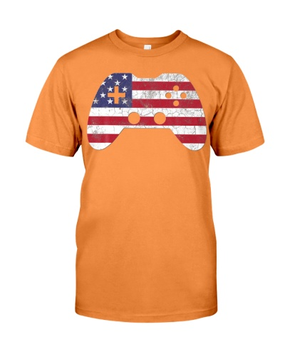 4th Of July Video Game Gamer USA