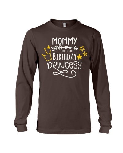 Mommy Of The Birthday Princess