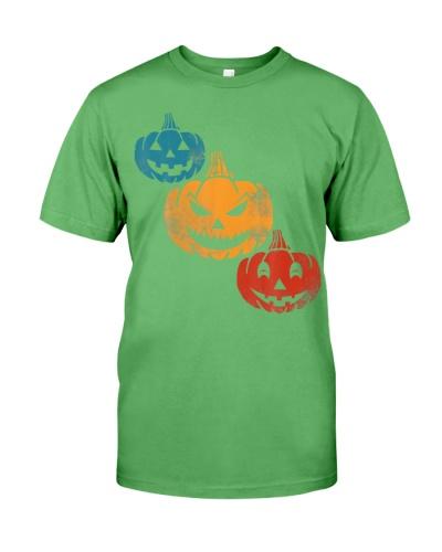 Vintage Halloween Pumpkin Costume