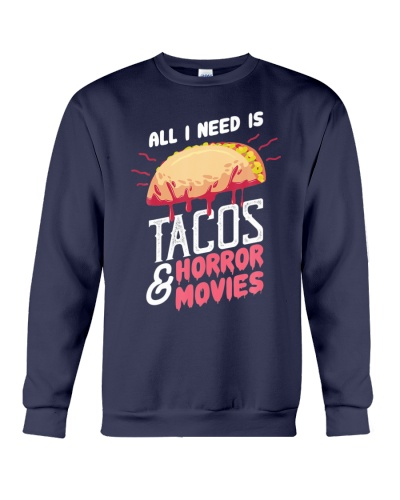 Halloween Party For A Horror Movie And Taco Fan