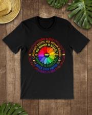 Rainbow Black Lives Matter Science LGBT Pride Premium Fit Mens Tee lifestyle-mens-crewneck-front-18