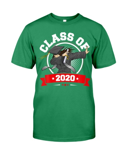 Dabbing Graduation Class Of 2020 Funny