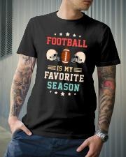 Football is my favorite season Premium Fit Mens Tee lifestyle-mens-crewneck-front-6