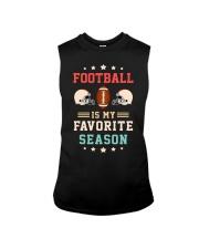 Football is my favorite season Sleeveless Tee thumbnail