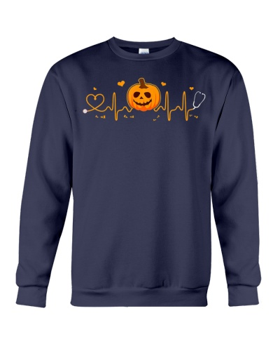 Love Nurse Stethoscope Pumpkin Halloween Costume