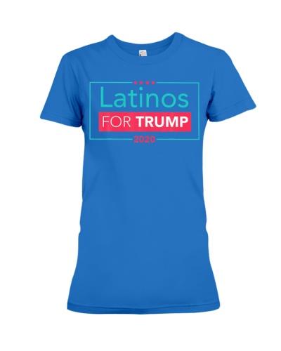 Latinos For President Trump 2020