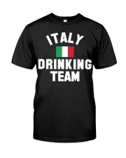 Italy Drinking Team Italy Beer Festivals Premium Fit Mens Tee thumbnail