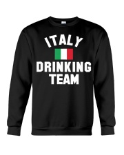 Italy Drinking Team Italy Beer Festivals Crewneck Sweatshirt tile