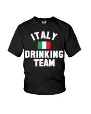 Italy Drinking Team Italy Beer Festivals Youth T-Shirt thumbnail