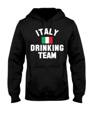 Italy Drinking Team Italy Beer Festivals Hooded Sweatshirt tile