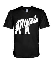 Donald Trump 2020 Republican Elephant V-Neck T-Shirt thumbnail