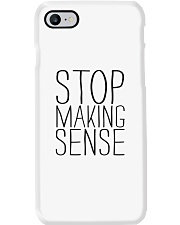 Stop Making Sense Phone Case tile