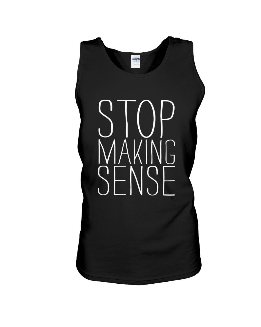Stop Making Sense Unisex Tank