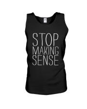Stop Making Sense Unisex Tank front