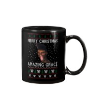 Amazing Grace Ugly Christmas Sweater Mug thumbnail