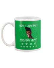 Amazing Grace Ugly Christmas Sweater Mug back