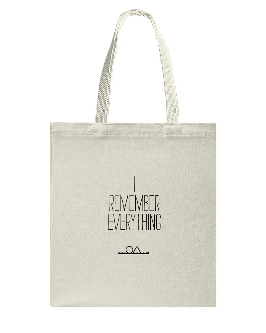 The OA - I REMEMBER EVERYTHING Tote Bag