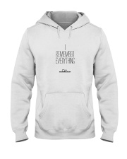 The OA - I REMEMBER EVERYTHING Hooded Sweatshirt thumbnail