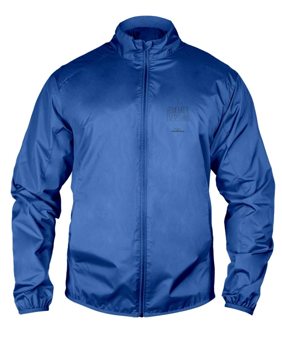 The OA - I REMEMBER EVERYTHING Lightweight Jacket