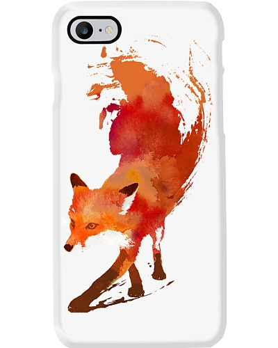 Fox Abstract