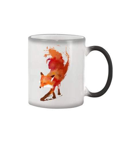Fox Abstract