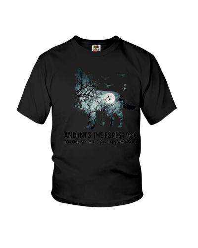 Wolf Find My Soul