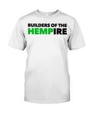 Builders Of The Hempire T Shirt Premium Fit Mens Tee thumbnail