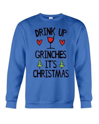 DRINK UP GRINCHES CHRISTMAS
