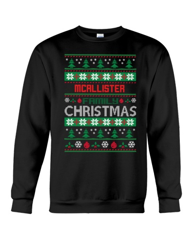 MCALLISTER FAMILY CHRISTMAS THING SHIRTS