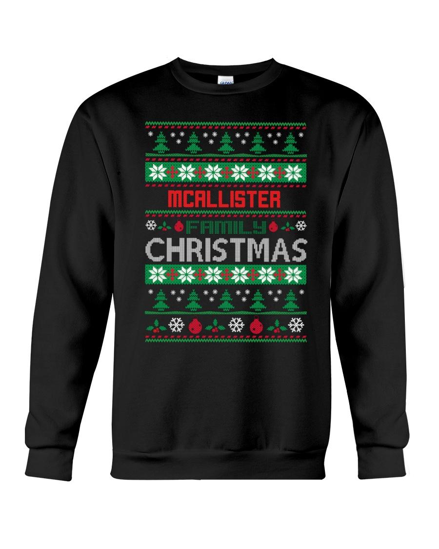MCALLISTER FAMILY CHRISTMAS THING SHIRTS Crewneck Sweatshirt