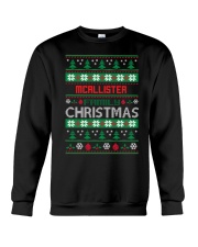 MCALLISTER FAMILY CHRISTMAS THING SHIRTS Crewneck Sweatshirt front