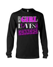 GIRL LOVES HER CONNORS SHIRTS Long Sleeve Tee thumbnail
