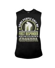 CALL ME FIRST RESPONDER GRANDPA JOB SHIRTS Sleeveless Tee thumbnail