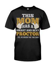 MOM HAS SEXY PROCTOR THING SHIRTS Premium Fit Mens Tee thumbnail