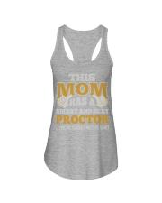 MOM HAS SEXY PROCTOR THING SHIRTS Ladies Flowy Tank thumbnail