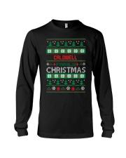 CALDWELL FAMILY CHRISTMAS  THING SHIRTS Long Sleeve Tee thumbnail