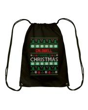 CALDWELL FAMILY CHRISTMAS  THING SHIRTS Drawstring Bag thumbnail
