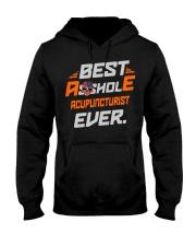BEST ASSHOLE ACUPUNCTURIST EVER JOB SHIRTS Hooded Sweatshirt thumbnail