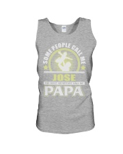 CALL ME JOSE PAPA THING SHIRTS Unisex Tank tile