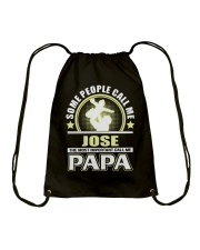 CALL ME JOSE PAPA THING SHIRTS Drawstring Bag tile