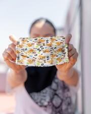 Love Shiba Inu Cloth face mask aos-face-mask-lifestyle-07